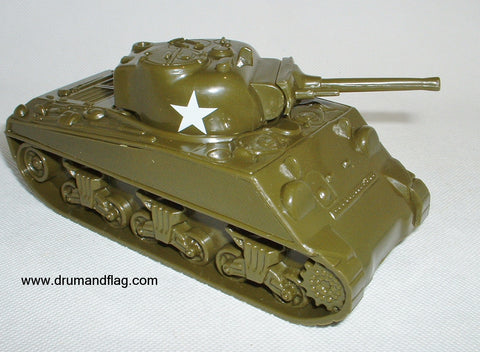 CTS WW2 Sherman. Allied American / British Tank
