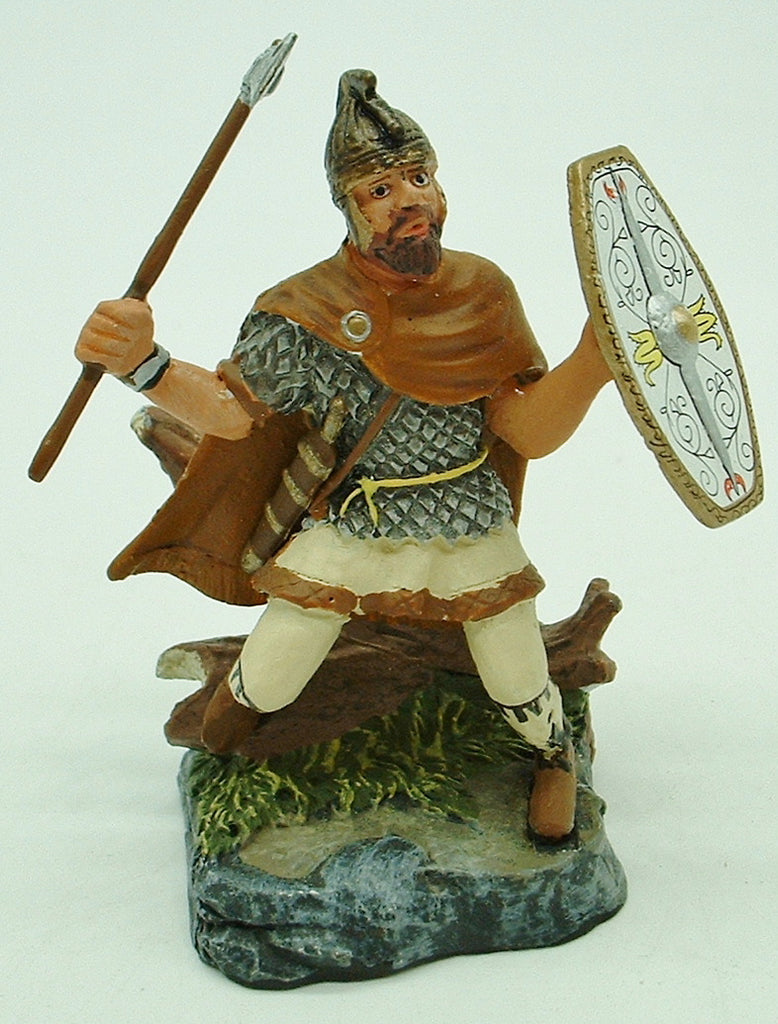 DeAgostini Dacian Warrior 2nd Century AD. No packaging. (Used) c.54mm