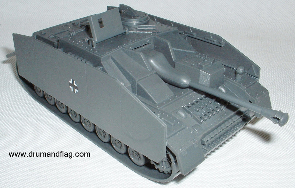 CTS WW2 German Stug IV with Side Armour.