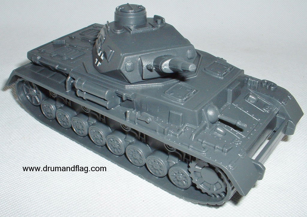 CTS WW2 German PzIV Short Barrel Version. Panzer IV.