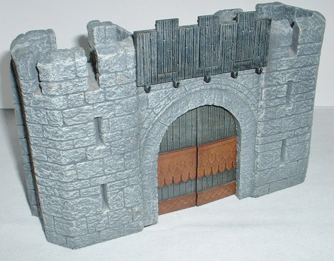 Helms Deep Gate House Section - Lord of the Rings - Games Workshop
