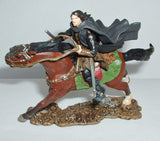 ARAGORN THE RANGER. MOUNTED. LORD OF THE RINGS AOME (ARMIES OF MIDDLE EARTH). Used (B)