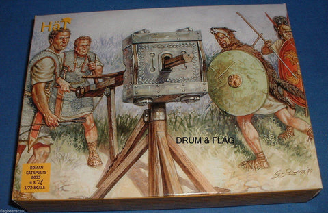 HAT8035 ROMAN CATAPULTS BOX FRONT