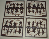 HAT 8271. DERVISH WARRIORS. SUDANESE DERVISHES. Sudan 1/72 SCALE. 32 FIGURES