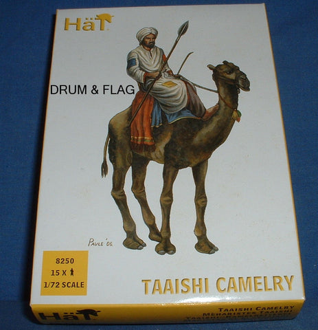 HAT 8250 - TAAISHI CAMELRY - 1/72 SCALE