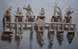 Strelets Set M 129 WWII Indian Army Heavy Weapons 1/72 Scale WW2