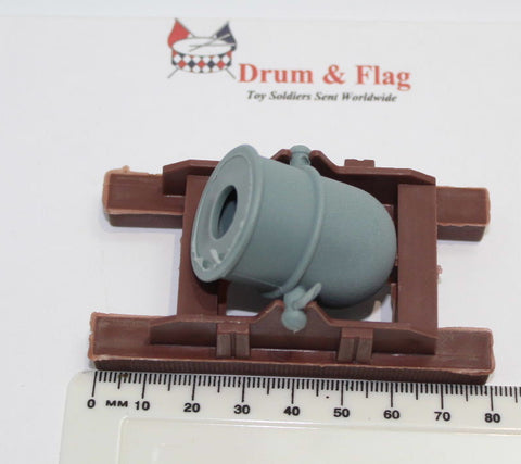 Americana. Mortar. Suitable for use with 54mm figures etc...