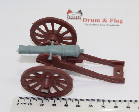 Americana. Cannon. Suitable for use with 54mm figures etc...