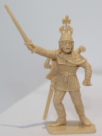 ITALERI - GAUL WARRIOR CHIEFTAN - 54MM - 1/32 SCALE - SINGLE FIGURE (A)