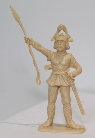 ITALERI - GAUL WARRIOR COMMANDER - 54MM - 1/32 SCALE - SINGLE FIGURE (B)