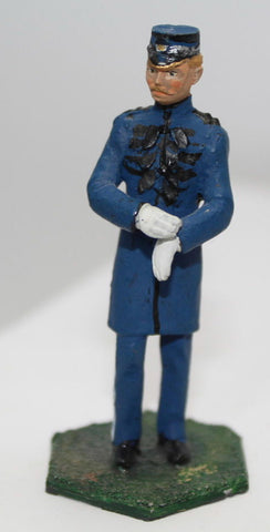 New Hope Design / Osprey - Victorian Era British Officer - Painted Metal