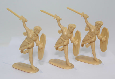 HaT - NAKED GAUL WARRIORS - 54MM - 1/32 SCALE