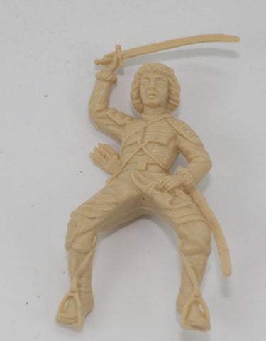 ITALERI - MONGOL RIDER - 54MM - 1/32 SCALE - SINGLE FIGURE