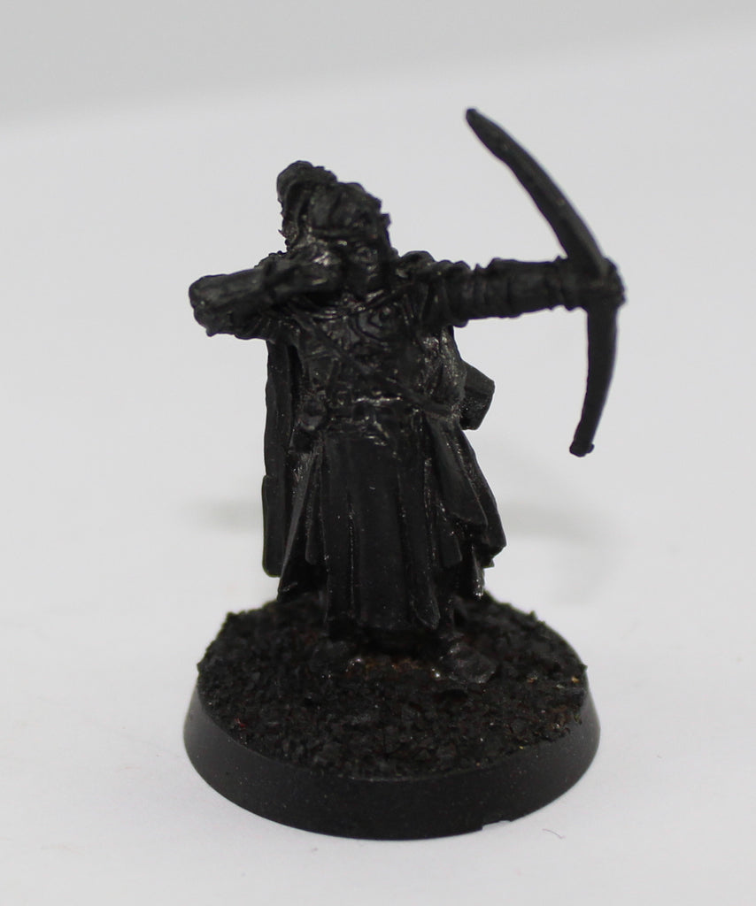 OUTRIDER of ROHAN - METAL - UNDERCOATED - LOTR - GAMES WORKSHOP. (df1.5)