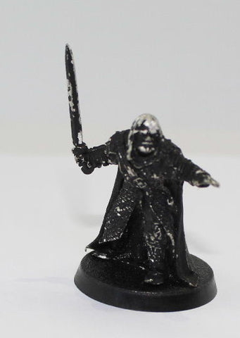 GAMLING of ROHAN - METAL - UNDERCOATED - LOTR - GAMES WORKSHOP. (df1.3)