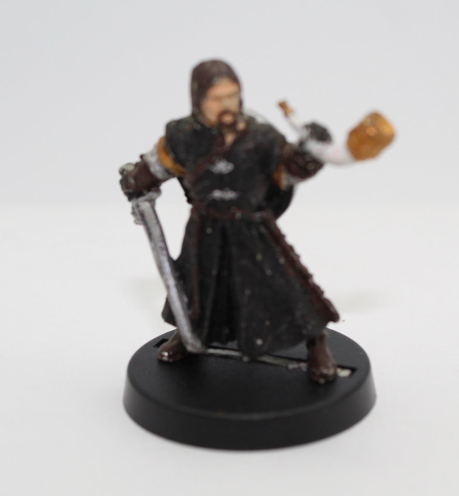 BOROMIR - METAL - PAINTED - LOTR - GAMES WORKSHOP. (df3.47)