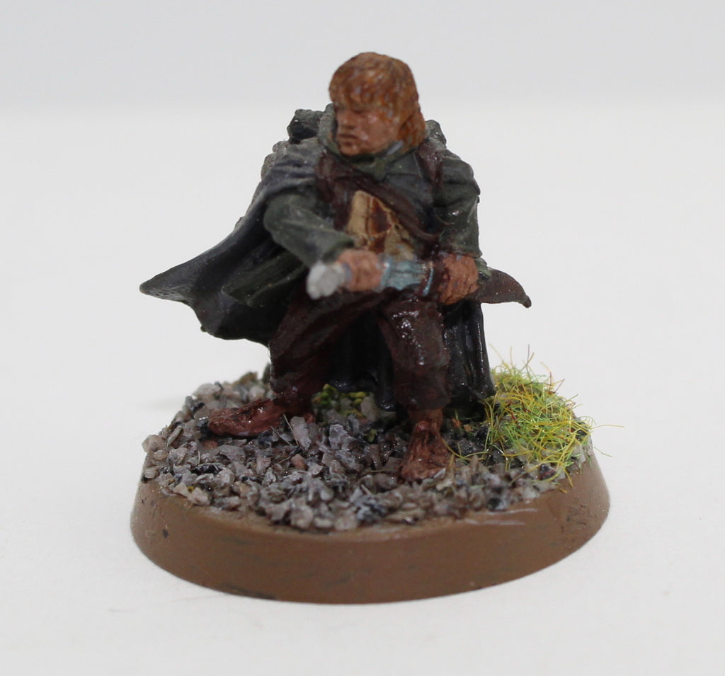 SAM - FINECAST - PAINTED - LOTR - GAMES WORKSHOP. (df3.5)