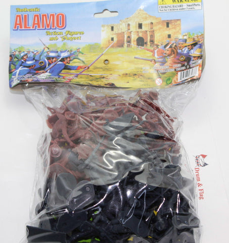 Americana. Alamo. Bagged Set. c54mm
