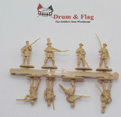 SINGLE SPRUE OF A CALL TO ARMS SET #60 UNION REGIMENTS. 1/72 SCALE. AMERICAN CIVIL WAR.