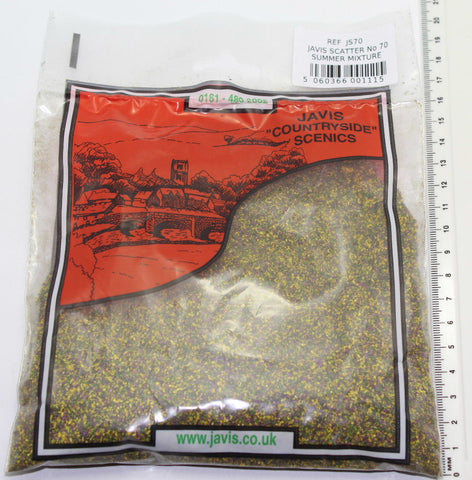 JAVIS - SUMMER FLOCK - SCATTER - 45G BAG
