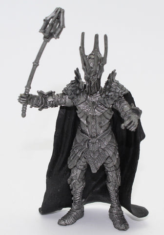 SAURON - The Dark Lord. LORD OF THE RINGS AOME (ARMIES OF MIDDLE EARTH). Used. No Sword or Base.