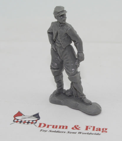 Replicants - Confederate Dismounted Officer / Cavalryman. ACW. 1/32 scale
