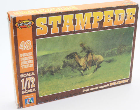 NEXUS (ex-Atlantic) ATL-013I. STAMPEDE. 1/72 SCALE. USED