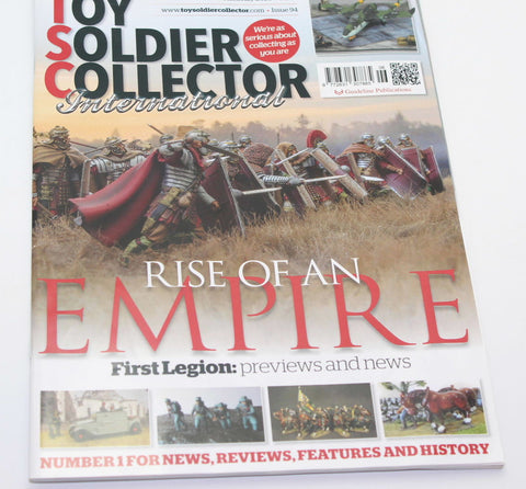 Toy Soldier Collector Magazine Issue 94 - June/July 2020 - Used. UK ONLY
