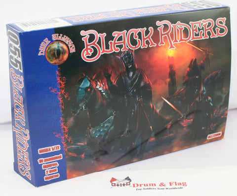 Dark Alliance 72055. Black Riders. 1/72 Scale