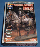 72020. TURKISH CAVALRY SIPAHI. 16-17th CENTURY. 1:72 SCALE