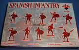REDBOX 72097 SPANISH INFANTRY SET 2 16th Century 1:72 SCALE