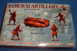 REDBOX 72090 SAMURAI ARTILLERY SET 1. 16th Century. 1:72 SCALE