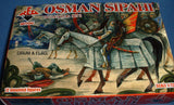 REDBOX 72095 OSMAN SIPAHI SET 2 16th & 17th Century 1:72 SCALE UNPAINTED PLASTIC