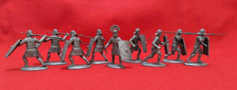 Expeditionary Force Romans 60 RMN 01-H Legionaries (Legio IX Hispana). 60mm