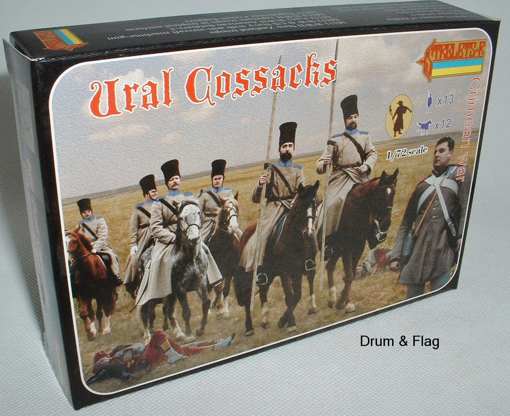 MARS 72024 SCOTS GREYS NAPOLEONIC WARS 1/72 SCALE. 15 UNPAINTED PLASTIC FIGURES