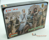 Strelets Set 172 - Arab Uprising - WW1. 1/72 scale