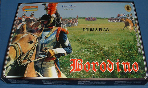 STRELETS SET #84. BORODINO. 1/72 SCALE