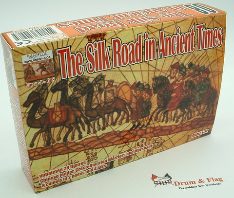 Linear-A 008 The Silk Road in Ancient Times 1/72 scale.