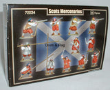 MARS 72034 - Scots Mercenaries (TYW). Covenanters? Jacobites? 1/72 Scale