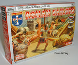ORION 72006 ROMAN SAILORS - 48 X 1:72 SCALE UNPAINTED PLASTIC FIGURES