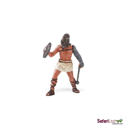 SAFARI LTD - GLADIATOR. PAINTED PLASTIC. 65mm High