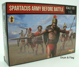 Strelets Set M 110 - Spartacus Army Before Battle - Third Servile War 1/72 scale