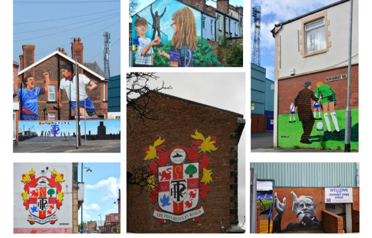 Mural Montage Print