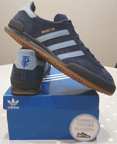 Limited Edition 18 Year TRFC Trainers