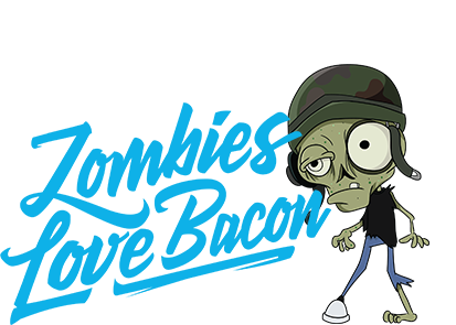 Zombies Love Bacon