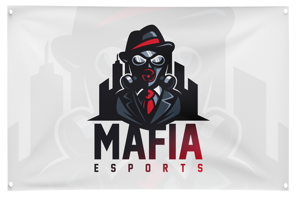 Mafia eSports Fan Flag