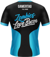 Zombies Love Bacon Pro Jersey - Alternative