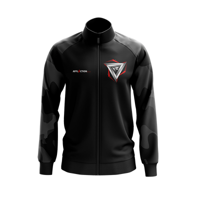 Paradox Gaming Pro Jacket - Black