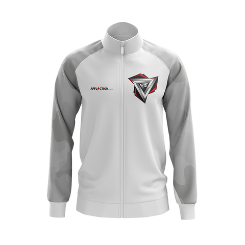 Paradox Gaming Pro Jacket - White
