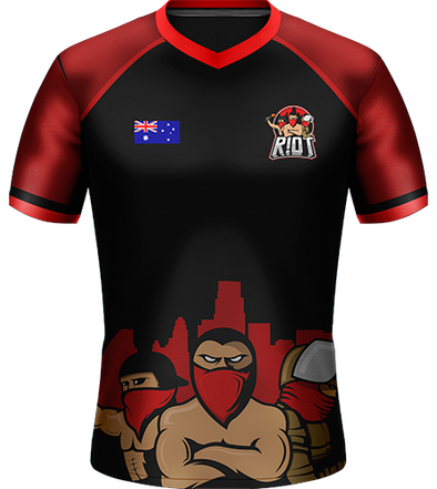 R!OT Gaming International Pro Jersey